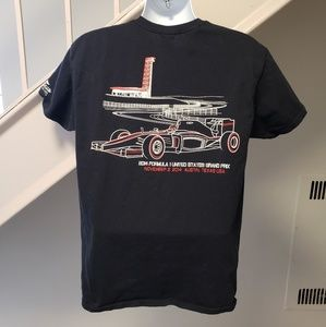 Other - Grand Prix Formula 1 2014 Large T-Shirt